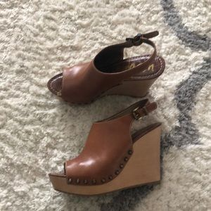 Sam Edelman Camilla Wooden Wedge